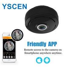 P2p wi-fi sem fio câmera de cctv pequeno único ceilling câmera HD wi-fi sem fio cctv câmera de duas vias alto-falante de áudio 720 p mais inteligente