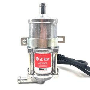 Image 1 - 220V 240V 3000W Motor heizung gas elektrische parkplatz heizung webasto diesel heizung Air Parkplatz Auto Vorwärmer heizung für 2,5 L 6,2 L