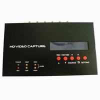 283 S 1080 p HD video Game capture grabadora hdmi con un solo Clic para Cámara de Juego, al por mayor Envío gratuito Dropshipping