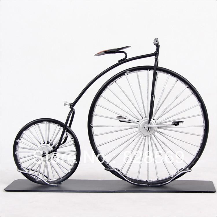 Online kopen wholesale rustieke meubels uit china rustieke for Metalen decoratie fiets