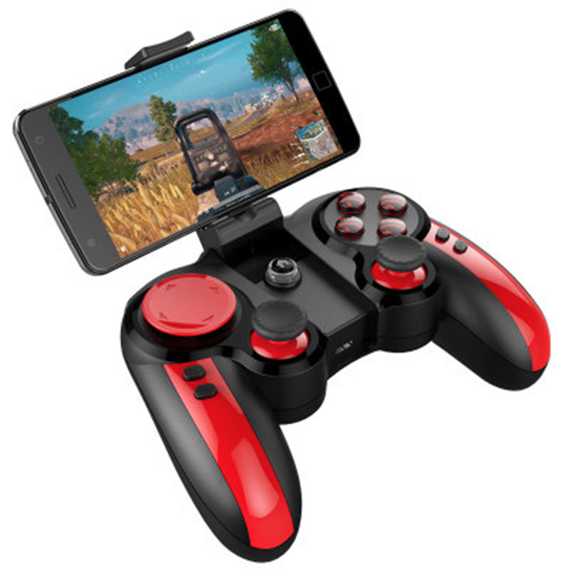 iPEGA PG 9089 Bluetooth Wireless Gamepad Game Controller for Xiaomi Huawei  Android Smartphone PC with Smartphone Holder PG-9089