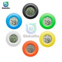 цена на Mini LCD Indoor Outdoor Convenient Thermometer Hygrometer Temperature Humidity Meter Gauge Temp Measuring Tool