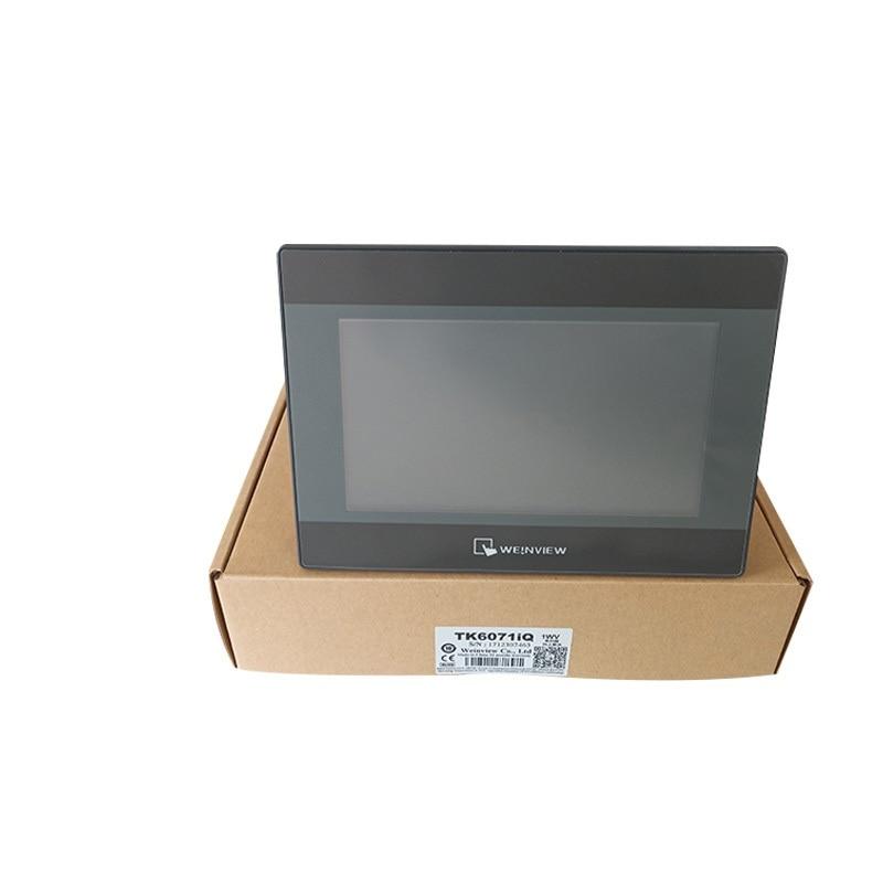 цена 7 inch Operate Panel Touch Screen Touch Panel HMI TK6071IQ Full Replace Of TK6070iP TK6070iH TK6070iK
