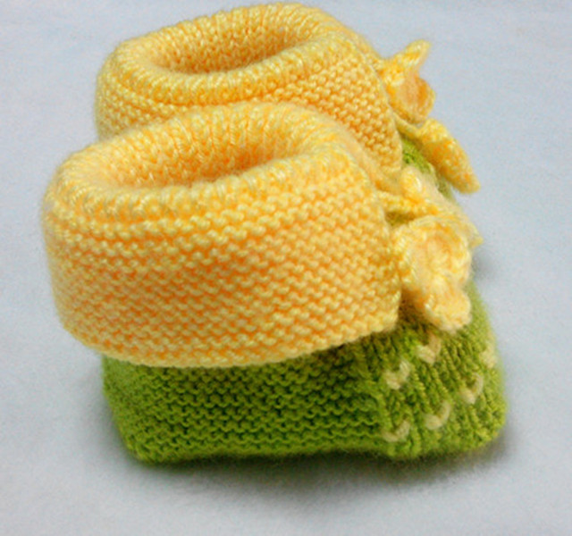 Baby Shoes hand-woven  Knit Fleece Boots Toddler Girl Boy Wool Snow Crib Shoes Winter Booties