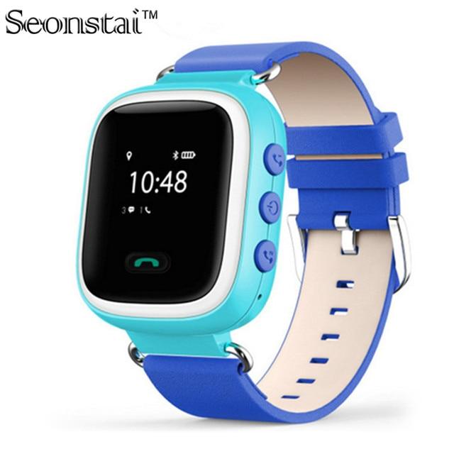 Q60 GPS GSM GPRS Smart Watch Reloj Intelligente Locator Tracker Anti-Lost Remote Monitor Smartwatch Best Gift for Children Kids