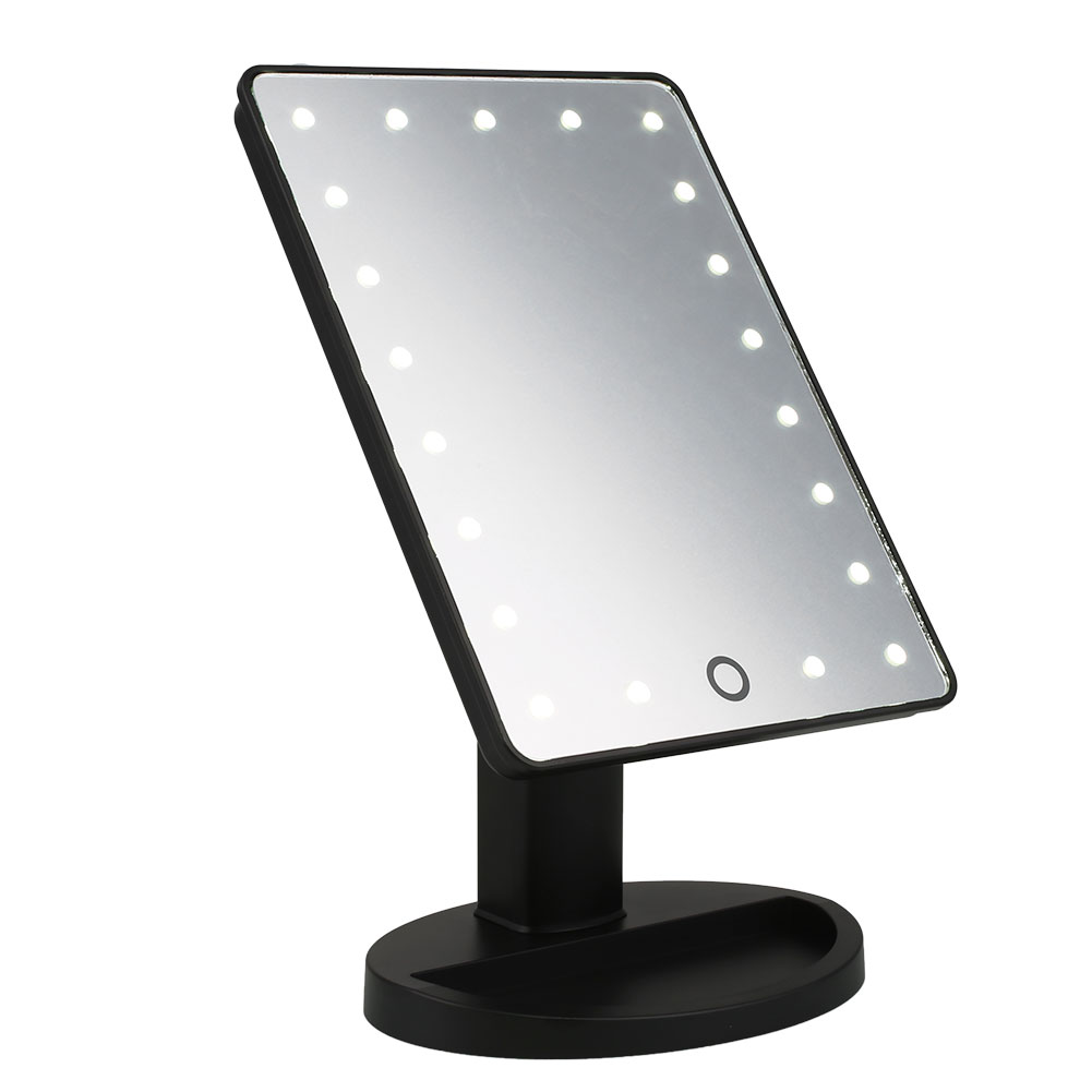 stand up vanity mirror. aeProduct getSubject  Cosmetic Make Up Vanity Illuminated Makeup Stand Mirror with 21