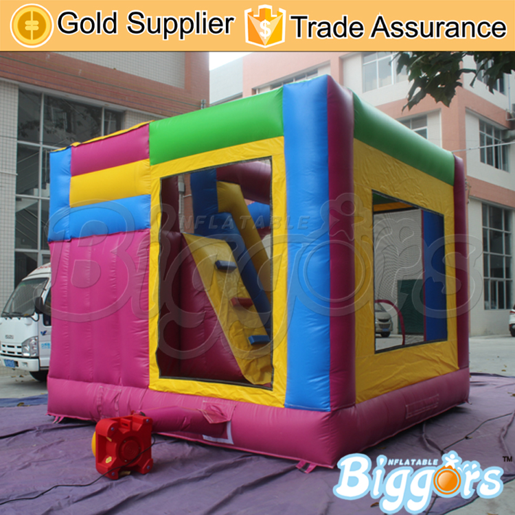 YARD Inflatable Bounce House With Slide Kids Jumping
