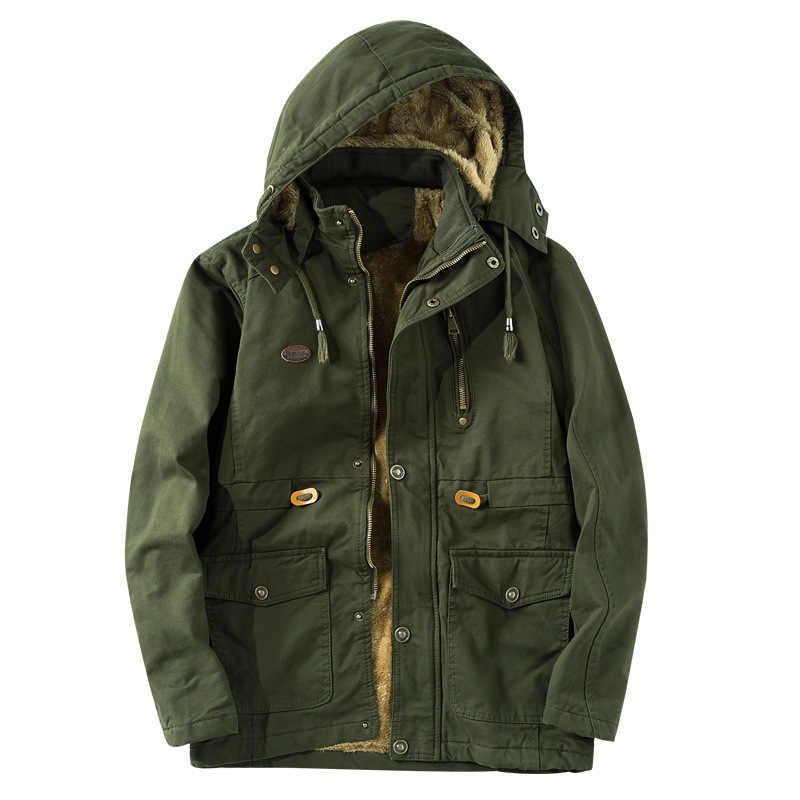 Detail Feedback Questions About Mens Winter Parkas Canada Jacket Men