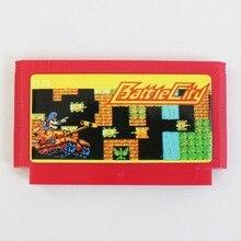 배틀 시티 60 핀 게임 카드 8 비트 수호자 게임 플레이어