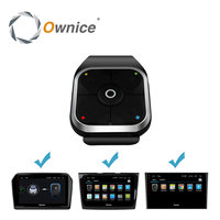 Special Bluetooth Steering Wheel Control Wireless Media Button Without Battery Only For Ownice Android Car DVD