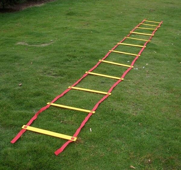 6m Length Football Training Rope Ladder Soccer Pace Training Physical Agility Ladder Soccer Training Ladder Agility Ladder 6msoccer Agility Aliexpress