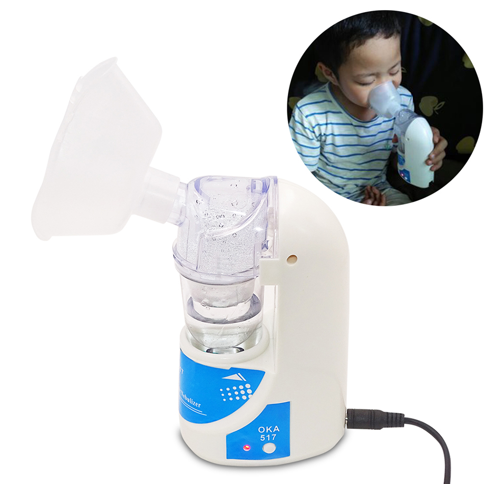 Beurha 110V 220V Home font b Health b font Care Adult Children Care inhale Nebulizer Machine