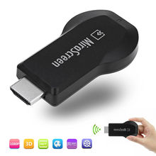 Mirascreen OTA TV Stick Smart TV Dongle HD 1080P Video Receiver Displayer DLNA Airplay Miracast Airmirroring PK Chromecast