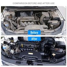 Автомобильные аксессуары, 20 мл, 1:8, разбавленный водой = 180 мл, очиститель моторного отсека, удаляет тяжелое масло, очиститель окон автомобиля, TSLM1