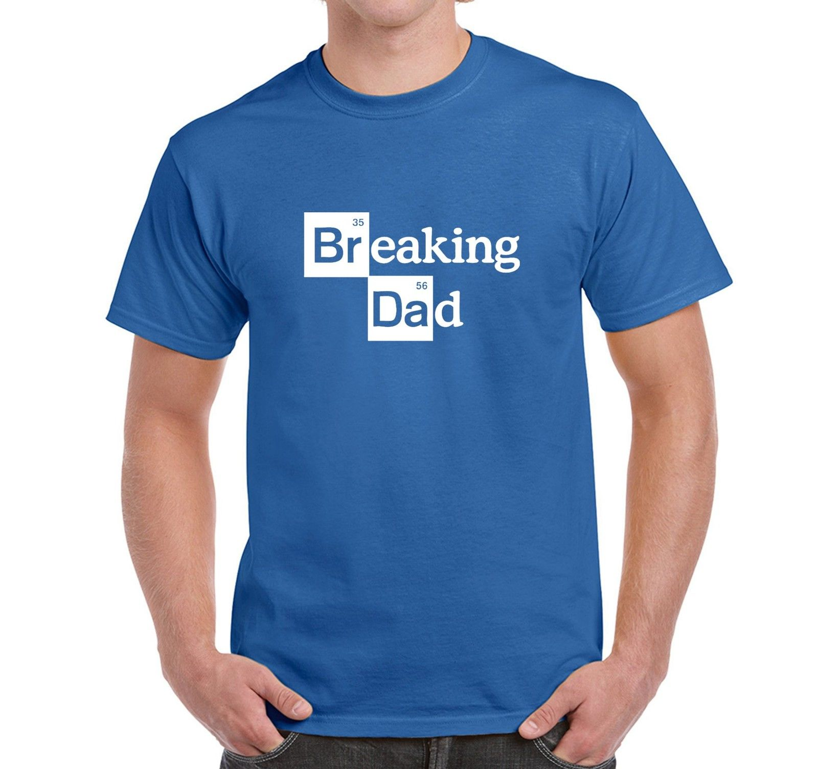 Men 39 s Fun Novelty T shirt Breaking Dad Fathers Day Gift New T Shirts Funny Tops Tee New Unisex Funny High Quality Casual in T Shirts from Men 39 s Clothing