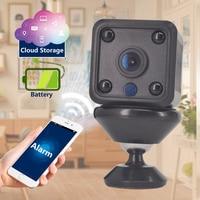 CTVMAN Super Mini Wireless Camera Battery IP Cameras 1080P Cloud Nightvision Wifi Camera For Home HD Surveillance Webcam