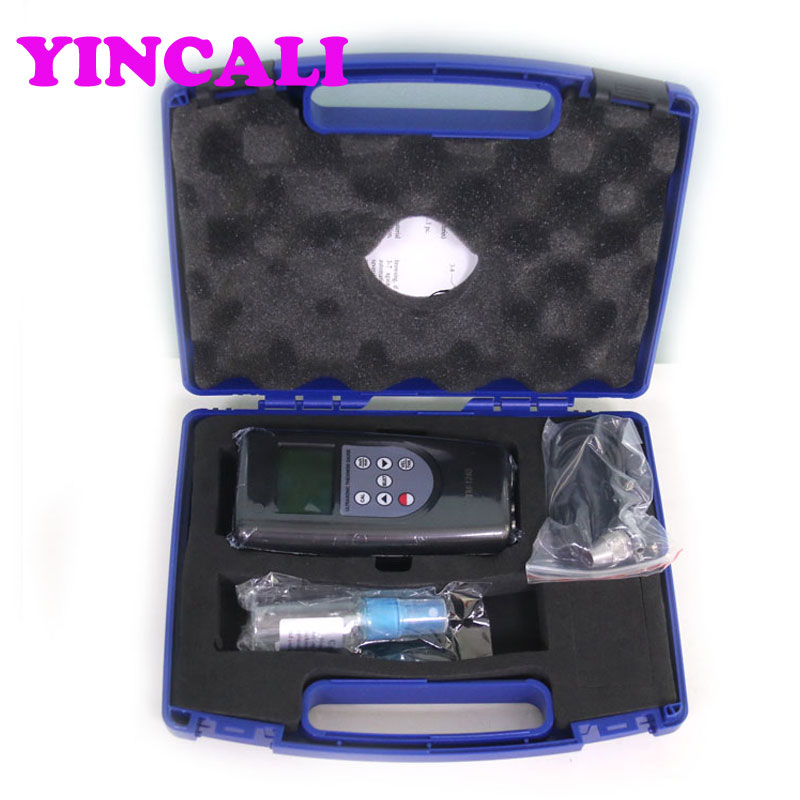 High Accuracy TM 1240 Digital Ultrasonic Thickness Meter Gauge Tester for Testing Steel Plate Plastic glass Metal ETC