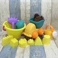 キッズ子供砂浜バケットセットクラシック浴室楽しいおもちゃ赤ちゃんの水のおもちゃセット早期教育
