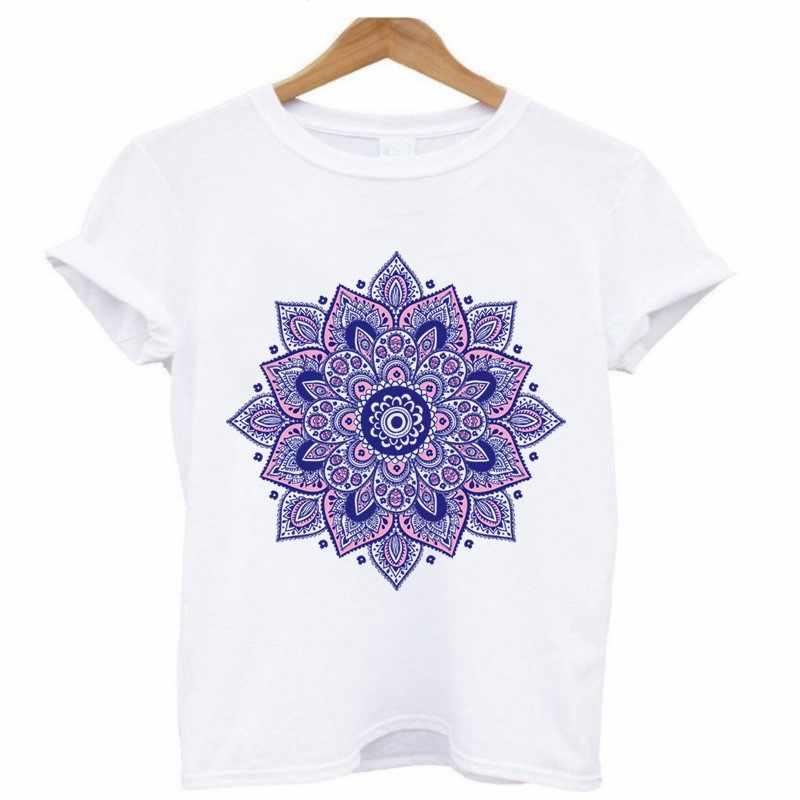 Mandalas strepen op kleding stickers ijzer op patches toepassing van een strijken afdrukken voor kleding applique warmteoverdracht top