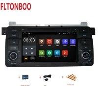 7 андроид 9 для bmw E46, M3, автомобильный dvd, gps навигация, Wi Fi, радио, bluetooth, рулевое колесо Canbus Бесплатная 8 г карта, микрофон, сенсорный экран