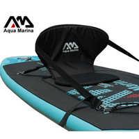 Asiento de descanso trasero para tabla de paleta de pie para AQUA MARINA SUP tabla de VAPOR inflable barco deportivo kayak ajustable a05012