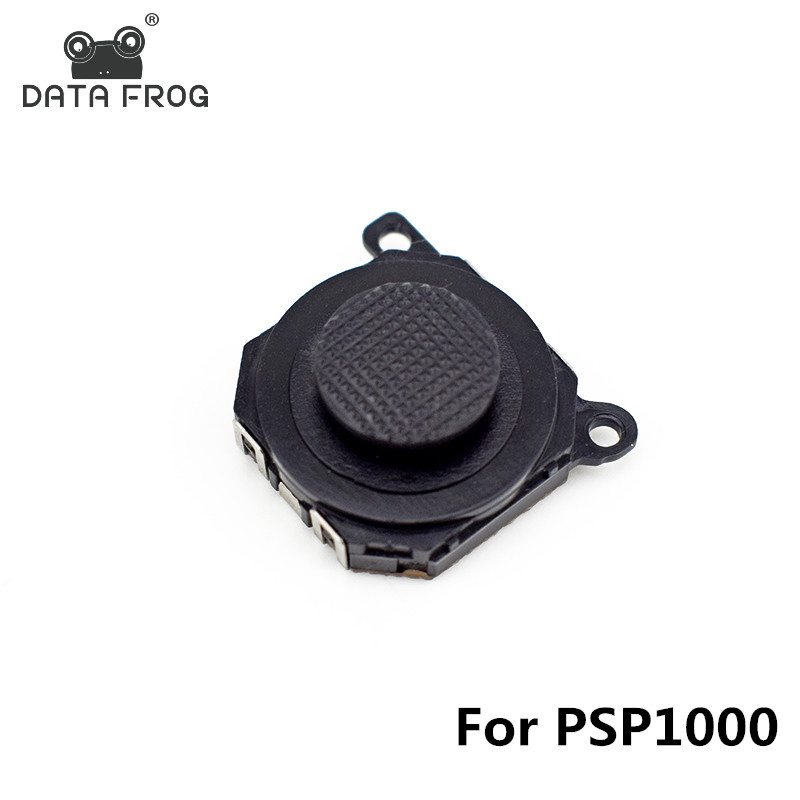 Data Frog 3D Rocker Analog Joystick Thumb Arcade Stick For PSP 1000 For PSP 2000 Original Console Controller Gamepad Repair
