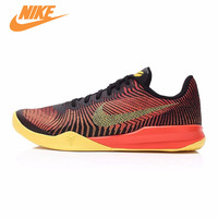 Original New Arrival Authentic NIKE Breathable Men S Basketball Shoes Sneakers Trainers