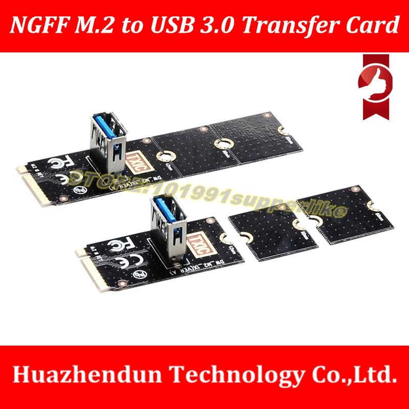NGFF M.2 to USB 3.0...