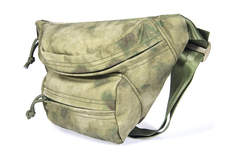 FLYYE Outdoor Military Tactical Shoulder Bag Waterproof Camping Hiking Pouch Kettle Bag bolsillo Waist Pack AOR ATACS PK-E003 ...