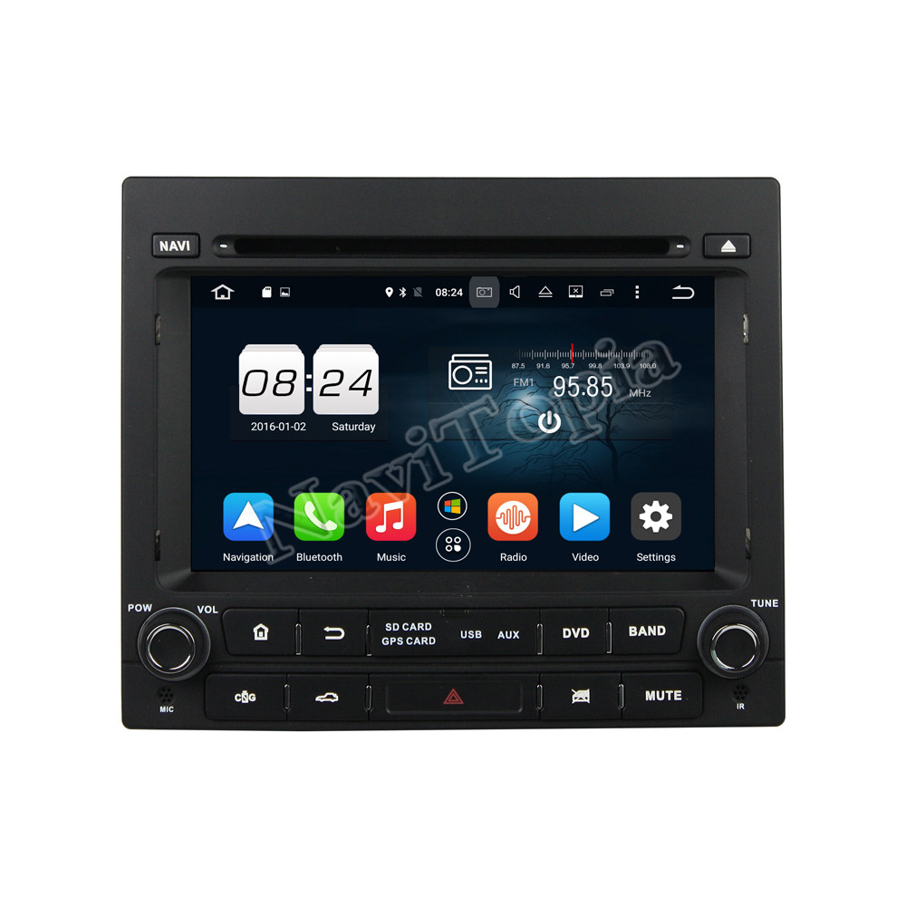 Navitopia 7inch octa core 1 din android 6 0 car radio stereo for peugeot 405 car dvd