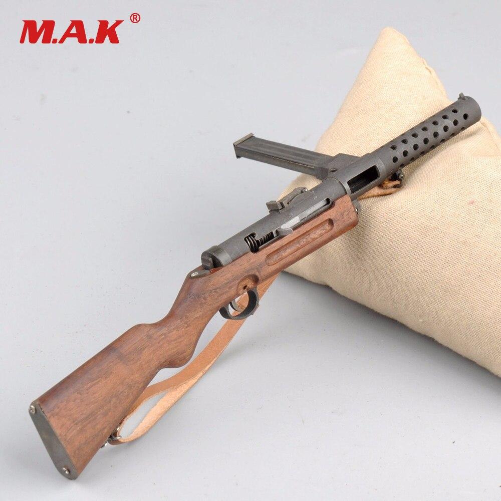 1:6 figurine accessoire pistolet modèle MP28 mitrailleuse Kugelspritz arme jouet adapté 12 pouces figurine Action corps
