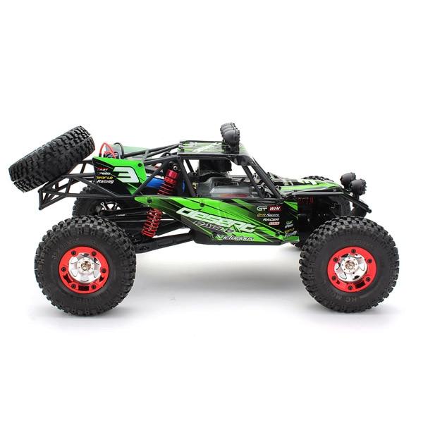 Feiyue FY03 Eagle-3 1/12 2.4G 4WD Desert Off-Road  RC Car Best Gift For Children Boy Toys feiyue fy03 eagle 3 1 12 off road truck 2 4g 4wd
