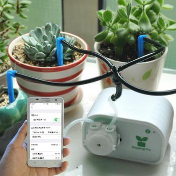 Handy Control Intelligente Garten Automatische Bewässerung Gerät Sukkulenten Anlage Tropf Bewässerung Werkzeug Wasserpumpe Timer System