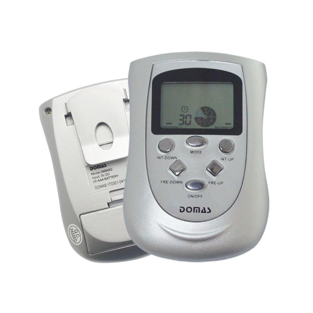 DOMAS SM9062 Portable TENS electrodes Unit for Pain Relief