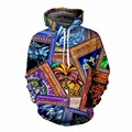 YuGiOh Monster Hoodies Classic Anime Duel Monsters Cards Hooded Sweatshirts Men Women Harajuku 3D Outerwear Pullovers