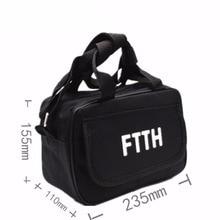 FTTH волокно холодной сварки набор инструментов сети инструменты пустой мешок может быть размещена оптическая мощность, Визуальный дефектоскоп