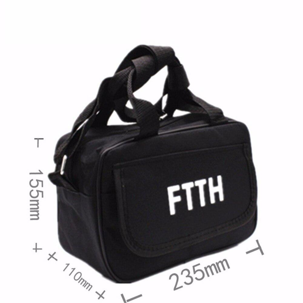 FTTH fiber cold welding tool kit Network tools empty bag Can <font><b>be</b></font> accommodated optical power, <font><b>Visual</b></font> Fault Locator