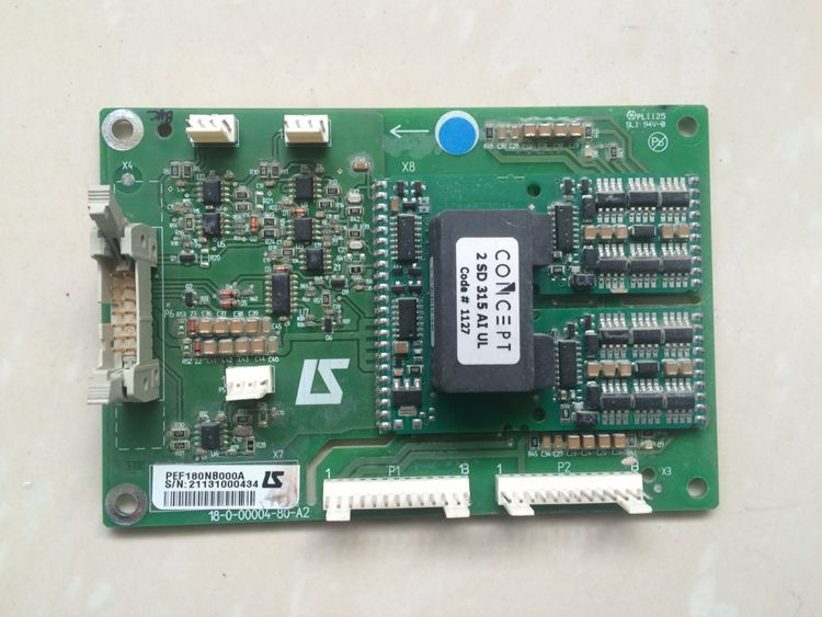 Frequency converter accessories board PEF180NB000A/18-0-00004-80-A2