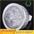 Lampada Led Spotlight E27 E14 GU10 GU5.3 Spot light Candle Luz 3W 4W 5W LED Bulb 110V 220V Dimmable MR16 12V CREE LED LIGHT