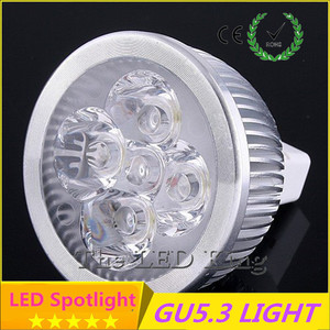 Lampada Led Spotlight E27 E14 GU10 GU5.3 Spot light Candle Luz 3W 4W 5W LED Bulb 110V 220V Dimmable MR16 12V CREE LED LIGHT
