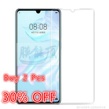 Tempered Glass For Huawei P30 P10 P20 Lite Protective Glass For Huawei P20 Lite P Smart 2019 P9 P8 Glas Film Screen Protector(China)