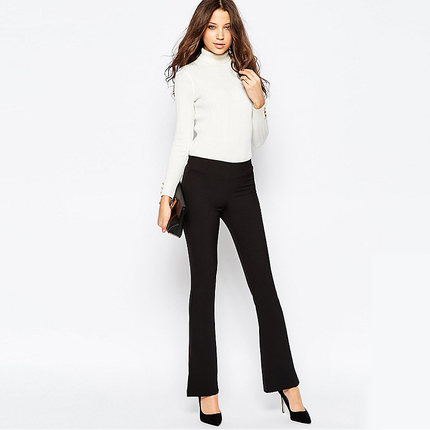 Popular Flare Dress Pants for Women-Buy Cheap Flare Dress Pants ...