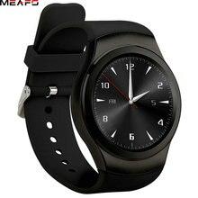 Heißer verkauf! Bluetooth Smart Watch G3 Telefon Voll Runde Kreis Wrist Smartwatch MTK2502 APK für Apple 6 6 S android für s5 s7 s4
