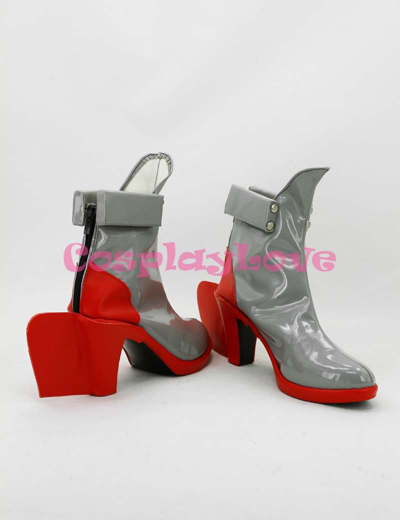 1925 Kantai Collection Nagato Cosplay Shoes (3)