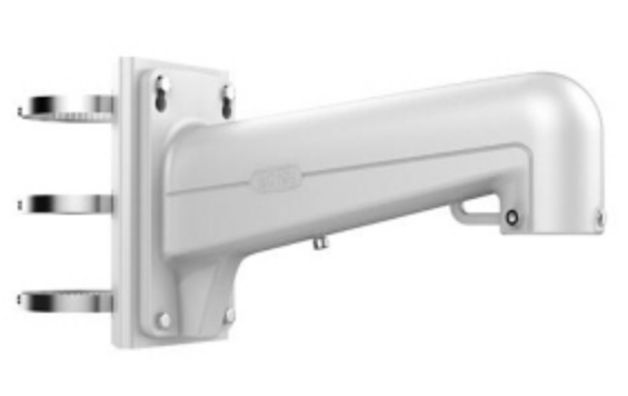 DS-1602ZJ-pole CCTV camera pole mounting bracket for Speed dome PTZ camera favourite 1602 1f