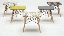 Бытовые стула спальня стул Бесплатная доставка Orange серый цвет сиденья классе студент Bench