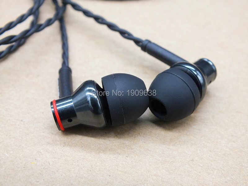 ONKYO E200M Stereo In-ear-ohrhörer Kanal Typ HD Hifi Headset mit mikrofon für smartphones