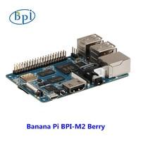 New products ! Quad Core cortex A7 CPU 1G DDR Banana pi BPI M2 Berry ,same size as raspberry pi 3