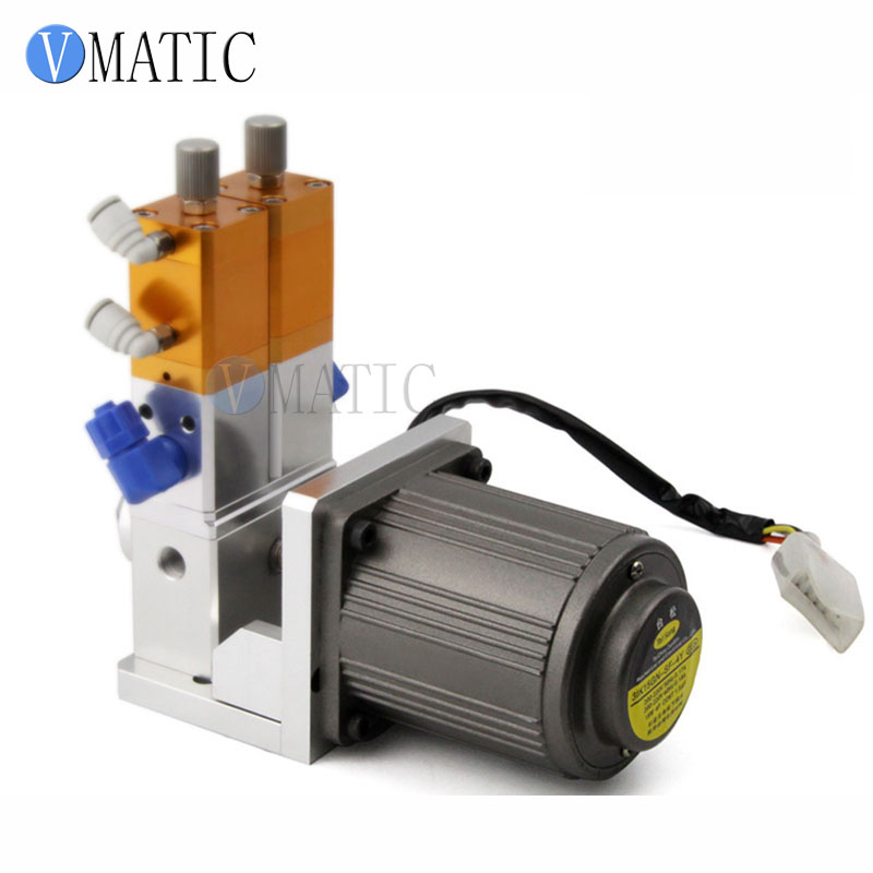 Aliexpress Recommendation Quality Electrical Machine 15W or 25W + AB Glue Valve Dispensing Valve 3:1 2016 new ab double fluid dynamic dispensing valve