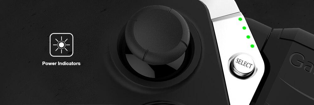 ถูก GameSir G4ไร้สายบลูทูธGamepadควบคุมสำหรับA Ndroidกล่องทีวีมาร์ทโฟนแท็บเล็ตพีซีVRเกม